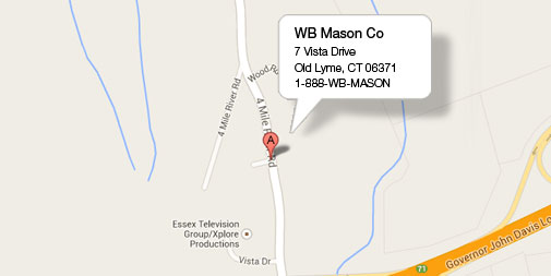 WB Mason  Locations